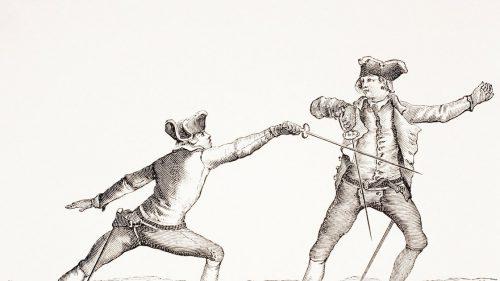 I Torneo de duelistas do relato en Biosbardia