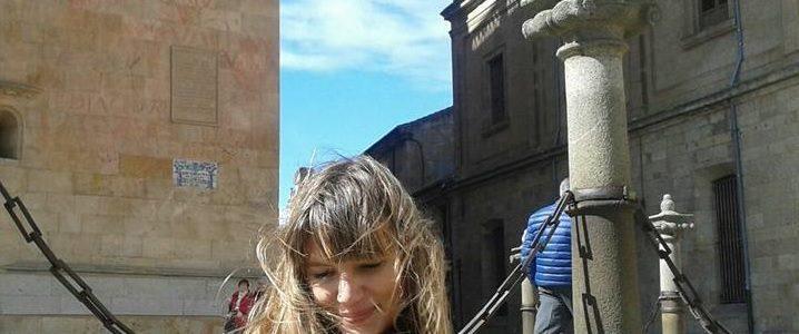 Entrevista a Alba Rozas Arceo