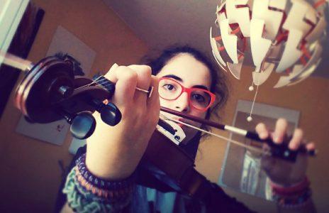 Entrevista a Violeta González